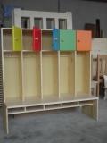 Detská 5-dverová šatníkova skrinka