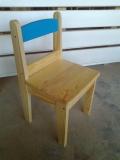 Detská stolička farebná