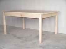 Detský stolík - Buk