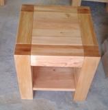 Nočný stolík - jelša