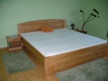 Manželská posteľ 200x180 - Jelša
