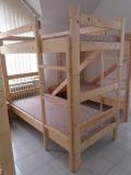 Poschodová posteľ - rozoberatelná