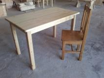 Jedálensky stôl smrek
